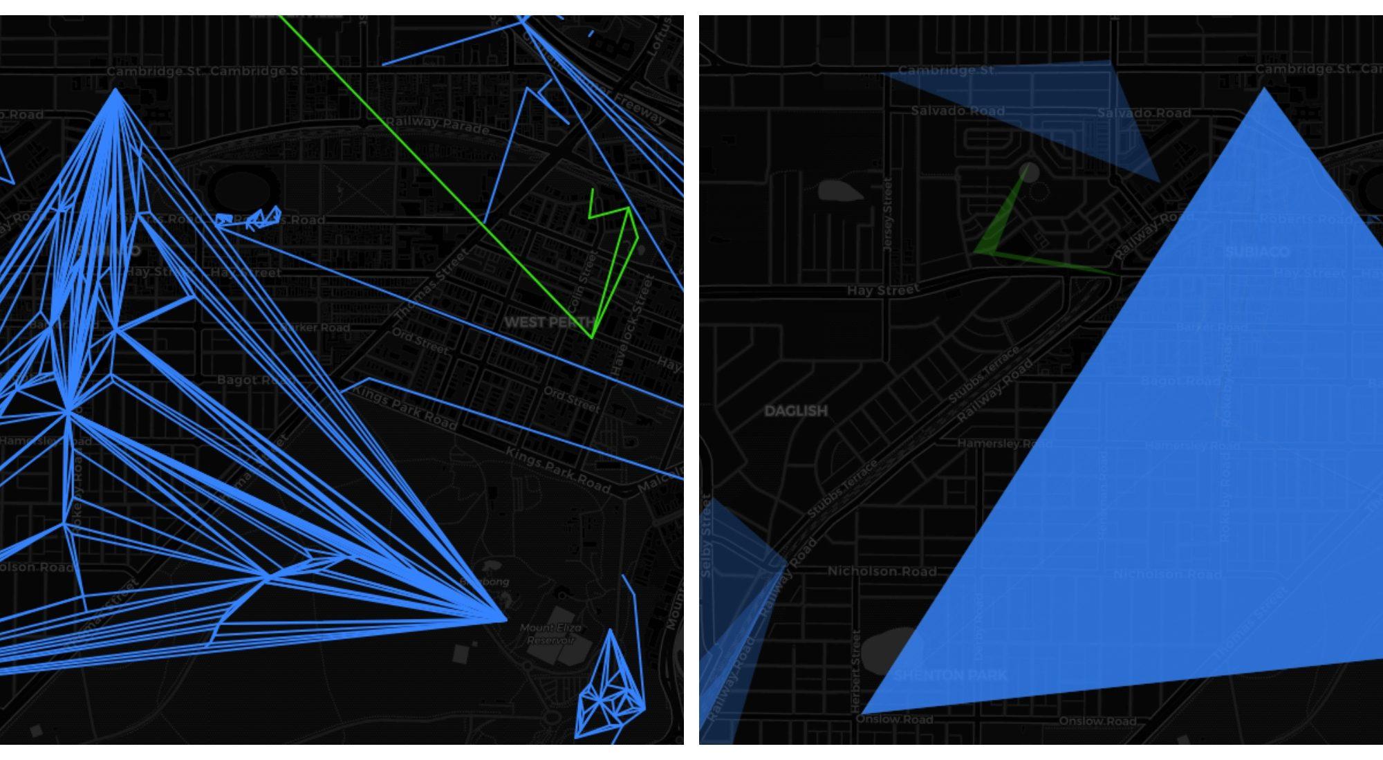 Solo six-layer homogeneous field